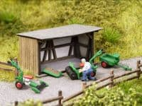 NOCH HO Scale 'In The Country' Deco Scene # N12041